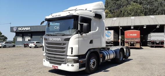 Scania G400 A6x2 Ano 2013