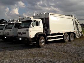 Vw 17250 Compactador De Lixo $79990,00 Cada - 8 Unidades