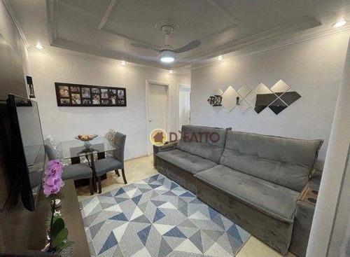 Imagem 1 de 16 de Apartamento Com 2 Dormitórios À Venda, 50 M² Por R$ 235.000,00 - Vila Rio De Janeiro - Guarulhos/sp - Ap2628