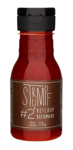 Imagem 1 de 2 de Ketchup #2 Defumado Strumpf 210g