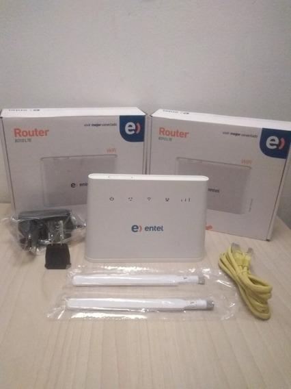 Router Entel B310 Modem 4g Wifi Lan