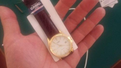 Relógio Casio Mtp 1183q Social Comprado Eua Nunca Usado