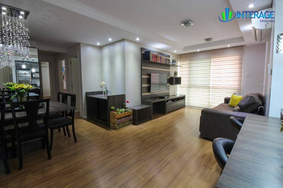 Apartamento Residencial À Venda, Santa Felicidade, Curitiba. - Ap0109