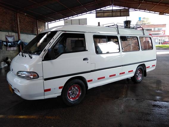 Hyundai H100 Microbus Particular