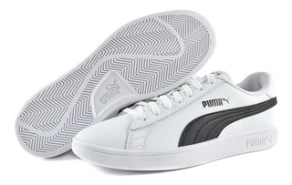 Tenis Puma Unisex Blanco Ngo Smash V2 L 36521501