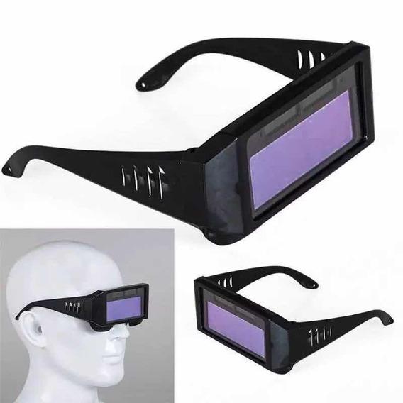 Gafas Para Soldar, Oscurecimiento Automático (no Casco).