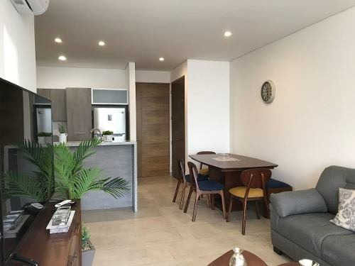 Departamento Centro Sur Amueblado, Querétaro $18,000