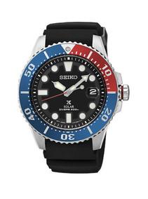 Seiko Prospex Sea Solar Pepsi Bezel 200m Divers Sne439p1