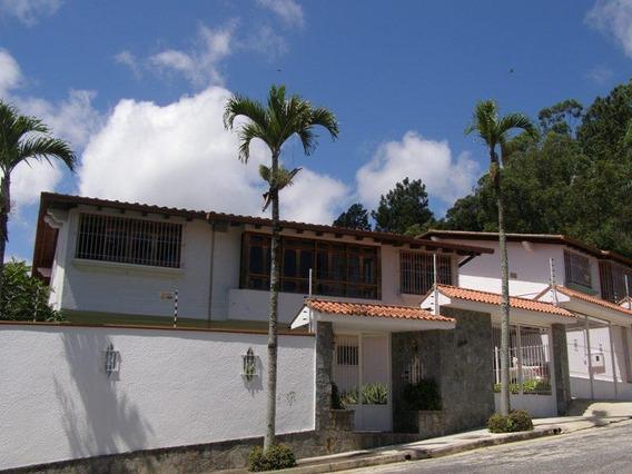 Casa En Venta Los Naranjos Del Cafetal Mls #20-21885
