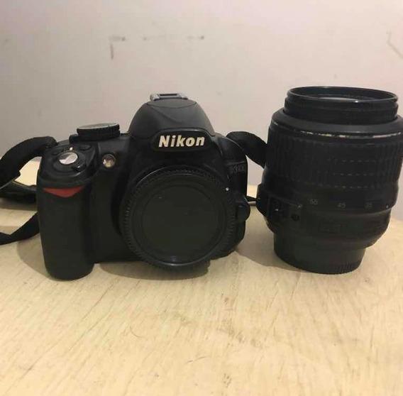 Nikon D3100 Completa