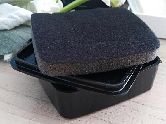 50 Estuche Para Joyería, Negra Cuadrada Caja De Plástico