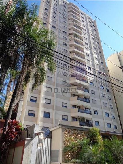 Ótimo Apartamento Na Vila Itapura Em Campinas / Sp. - Ap18089