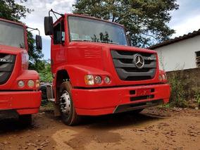 Mercedes-benz Mb 1319 Ano 2015 / Outro Ano 2014 / 2 Unidades