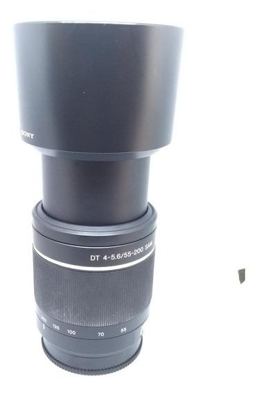 Lente Sony Pra 55-200mm