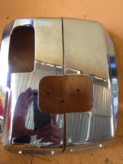 Acabamento Cabeçote Gsr 125 Par Original