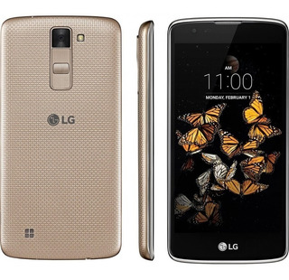 Lg K8 K350 - Dual 16gb 8mp Wi-fi 4g Android - Semi Novo