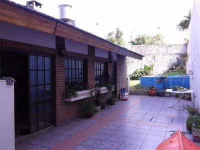 Dueño Vende Casa Multif. De 8.66 X 33 Mts. -piscina, Quincho