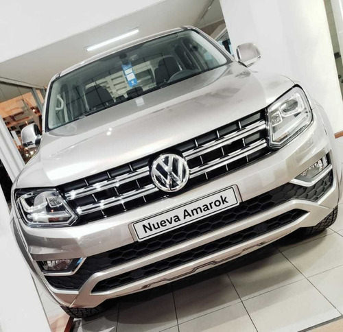 Volkswagen Amarok 3.0 Highline 4x4 At V6 Okm 2021
