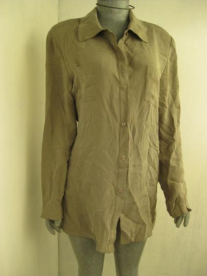 Blusa Estampada Color Terchy Talla 12 Marca Derssbarn