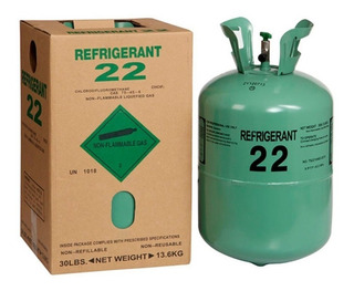 Bombona Gas Refrigerante R22 ( Bombonas De 13.6 Kilos)