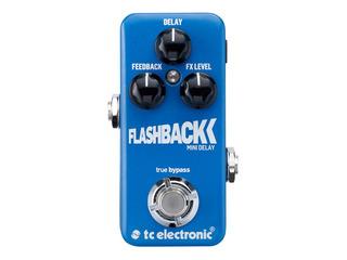 Pedal Efecto Guitarra Tc Electronic Flashback Mini Delay