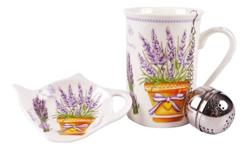 Tazas De Te - Mug Infusor Lavanda