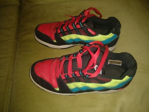 Zapatillas Nike Vunk Air Max 95 De Mujer Talle 7 Excelente
