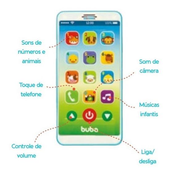 Baby Phone - Azul