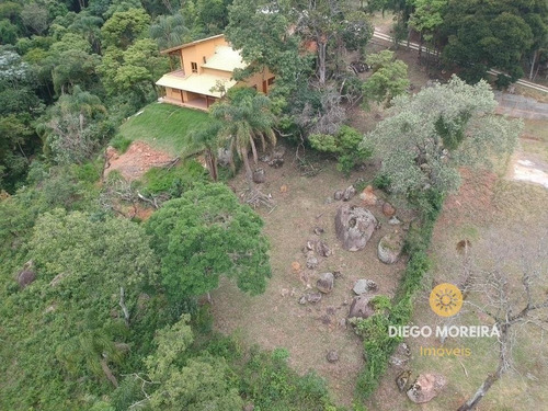 Terreno À Venda Em Atibaia Em Condomínio - Tr130
