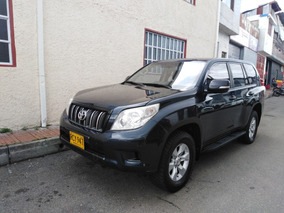 Toyota Prado Tx Diesel Mod 2011 Blindada Nivel 3 Full