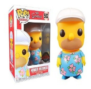 Funko Pop Homer Muumuu Simpsons #502