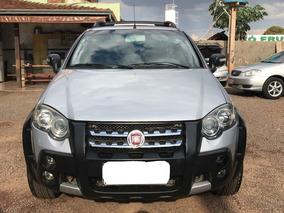 Fiat Strada 1.8 Adventure Locker Ce Flex 2p. Ótimo Estado.