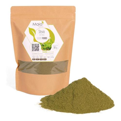 Imagen 1 de 4 de Stevia En Polvo - Orgánico 500 Gramos