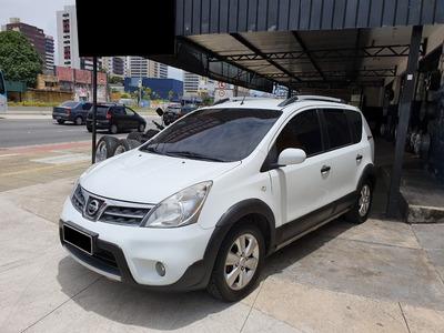 Nissan Livina Sl / X-gear - 1.8 Flex - Automático