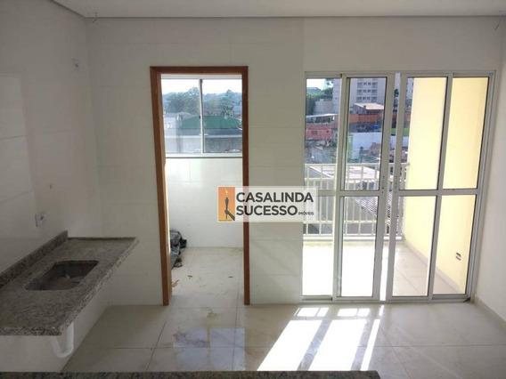 Apartamento 48m² 2 Dormts. 1 Vaga Próx. À Av. Rio Das Pedras - Ap5799 - Ap5799