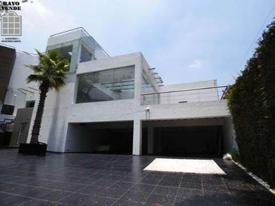 Residencia En Venta San Jeronimo Lidice