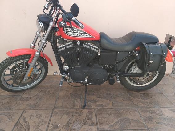 Harley 883 Edición Aniversario