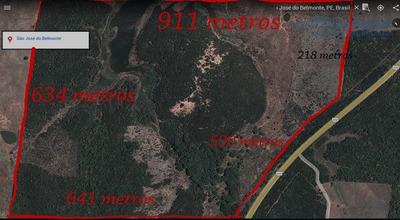 Fazenda Rural No Sertão De Pernambuco - São José Do Belmonte - Fa0001. - Fa0001