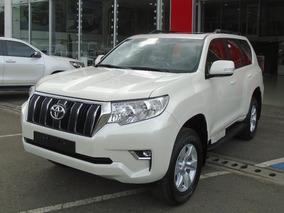 Toyota Prado 5p Tx-l Diesel. Modelo 2019. Blanco