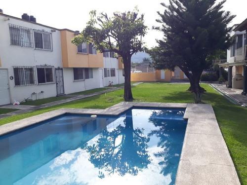 Casa En Condominio En Pedregal De Las Fuentes / Jiutepec - Maz-63-cd