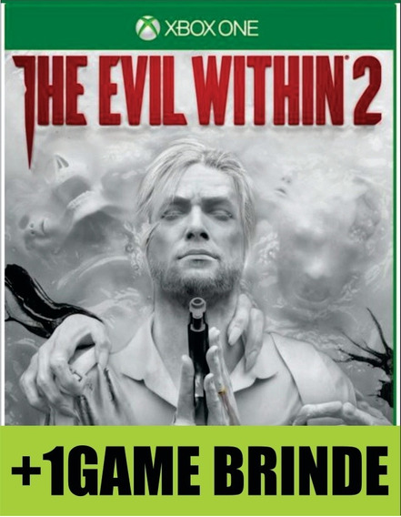 The Evil Within 2 Xbox One Mídia