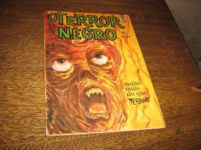 Terror Negro Nº 154 Outubro /1961 La Selva Original