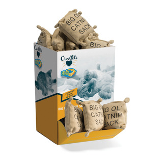 Ourpets Natural Cat Toy Bulk Bin, Big Ol