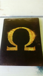 God Of War: Ascension Steelbook