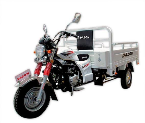 Motocarro Dazon Dz200mc5 Año 2019 Garrafonero, Carga Y Mas
