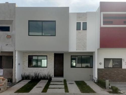 Casa En Venta 3 Recs +estudio Nueva Galicia Tlajomulco Jal.