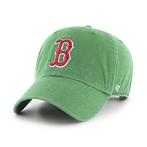 Limpieza De La Tapa Ajustable De Mlb Boston Red Sox St.