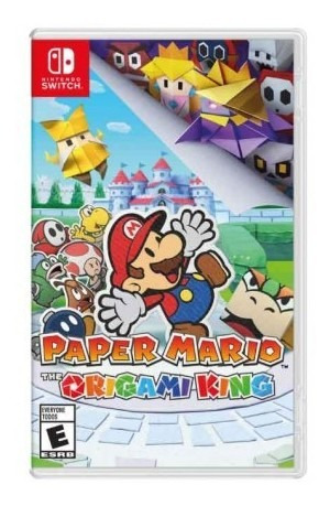 Juego Switch Paper Mario Origami King Juego Switch P Tk767