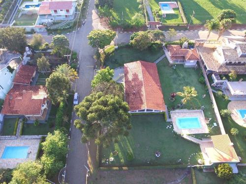 Chácara Para Venda No Condomínio Novo Horizonte Em Piracaia Sp - Ch00030 - 67720860