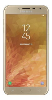 Smartphone Samsung Galaxy J4 16gb 4g Vitrine Excelente